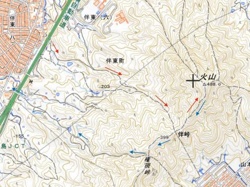 Hiyama_route