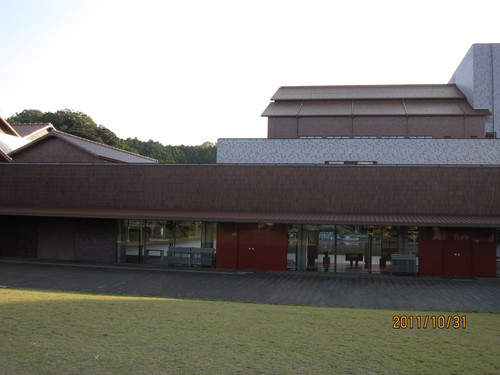 島根県芸術文化センター 「グラントワ」 (益田市)